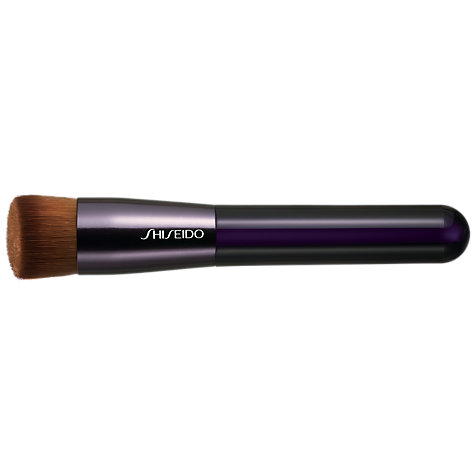 Buy Shiseido Perfect Foundation Brush Online at johnlewis.com