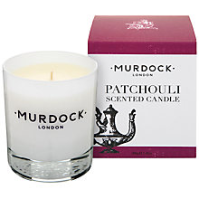 Buy Murdock London Patchouli Candle Online at johnlewis.com