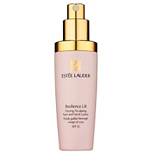 Buy Estée Lauder Firming/Sculpting Face and Neck Lotion SPF15, 50ml Online at johnlewis.com