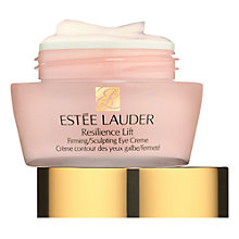 Buy Estée Lauder Resilience Lift Firming/Sculpting Eye Crème, 15ml Online at johnlewis.com
