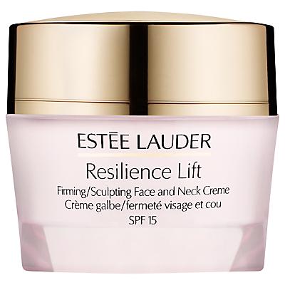 shop for Estée Lauder Resilience Lift Firming/Sculpture Face and Neck Crème SPF15, 50ml at Shopo