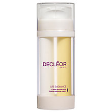 Buy Decléor Double Radiance Cream, 2 x 15ml Online at johnlewis.com