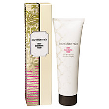 Buy bareMinerals Deep Cleansing Foam Cleanser, 119g Online at johnlewis.com