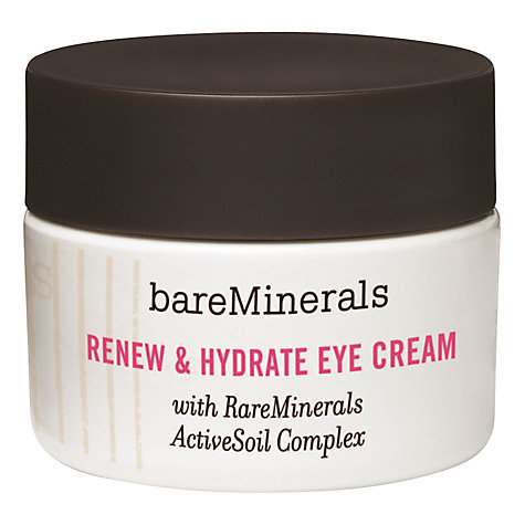 Buy bareMinerals Renew & Hydrate Eye Cream, 15ml Online at johnlewis.com