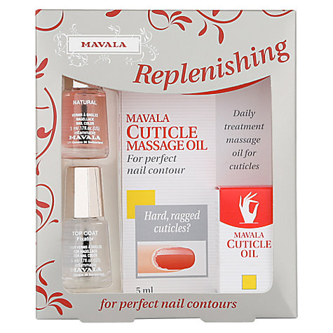 Buy Mavala Cuticle Oil Replenishing Pack Online at johnlewis.com