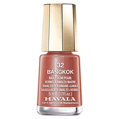 shop for MAVALA Mini Colour Nail Polish - Pearl at Shopo