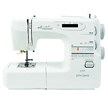 Buy John Lewis JL250 Sewing Machine Online at johnlewis.com