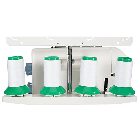 Buy Janome 9200D Overlocker Sewing Machine Online at johnlewis.com