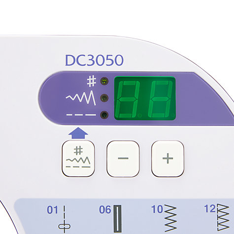 Buy Janome DC3050 Sewing Machine Online at johnlewis.com