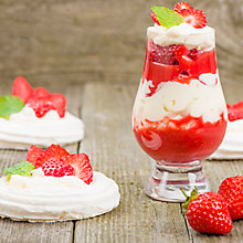 Buy Summer Strawberry Eton Mess by Coole Swan Online at johnlewis.com
