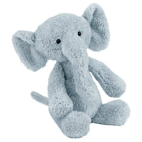 Buy Jellycat Nugget Elephant Online at johnlewis.com