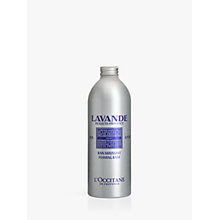 Buy L'Occitane Lavande Foaming Bath, 500ml Online at johnlewis.com