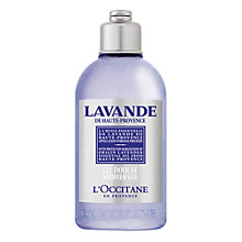 Buy L'Occitane Lavande Organic Shower Gel, 250ml Online at johnlewis.com