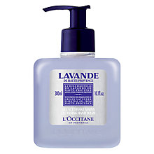 Buy L'Occitane Lavande Hand Wash, 300ml Online at johnlewis.com