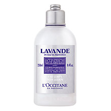 Buy L'Occitane Lavande Organic Body Lotion, 250ml Online at johnlewis.com