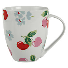Buy Cath Kidston Cherry Mug Online at johnlewis.com