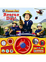 Fireman Sam Steering Wheel Sound Book
