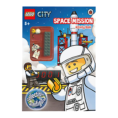 Lego City: Space Mission Activity Book