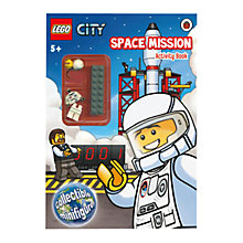 Buy Lego City: Space Mission Activity Book Online at johnlewis.com