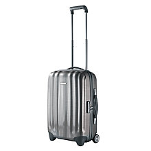 Buy Samsonite Cubelite 2-Wheel Cabin Suitcase Online at johnlewis.com