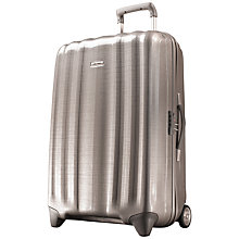 Buy Samsonite Cubelite 2-Wheel Large Suitcase Online at johnlewis.com