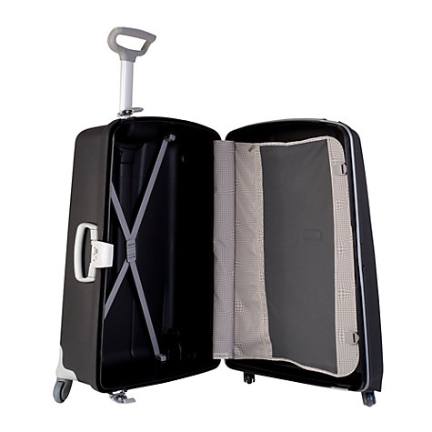 Buy Samsonite Aeris Basic 4-Wheel Medium Spinner Suitcase Online at johnlewis.com