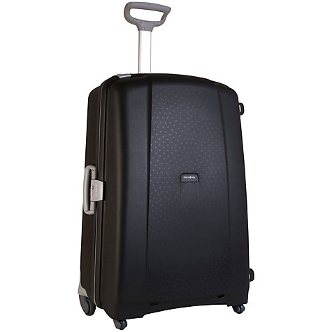 Buy Samsonite Aeris Basic 4-Wheel Large Spinner Suitcase Online at johnlewis.com