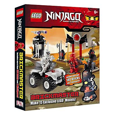Lego Ninjago Brickmaster Set