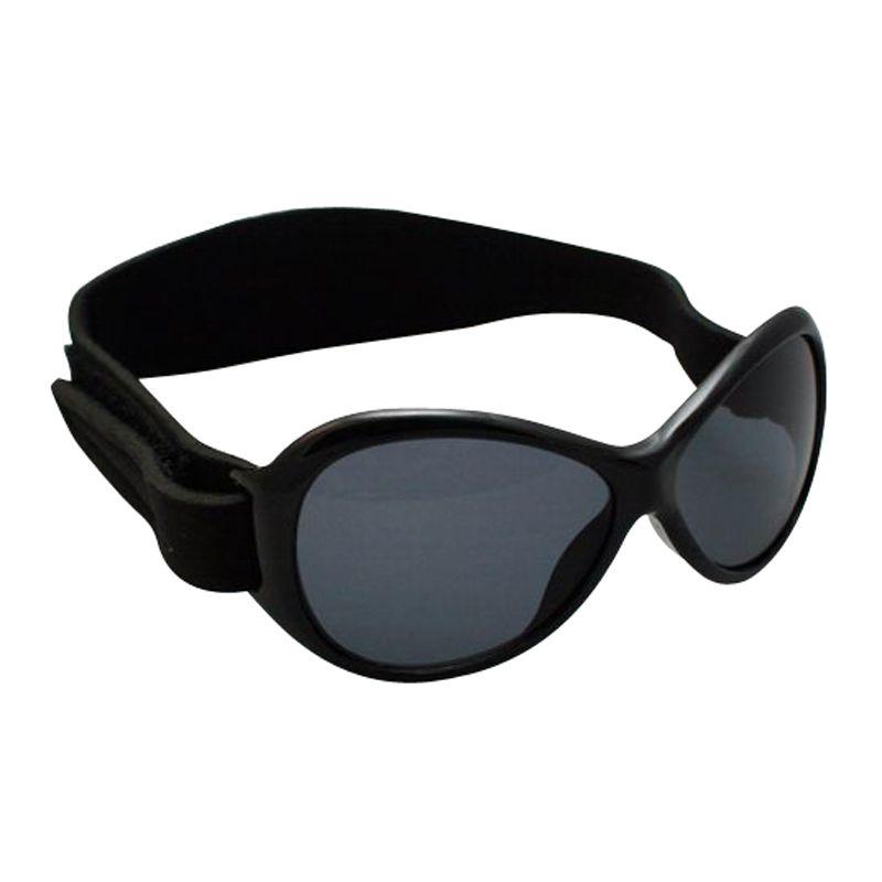 Baby BanZ Baby BanZ Baby Retro Sunglasses, Black