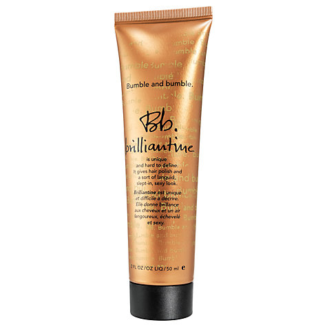 Buy Bumble and bumble Brilliantine, 50ml Online at johnlewis.com