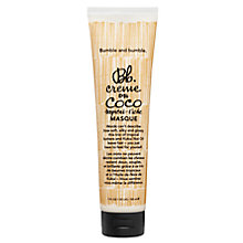 Buy Bumble and bumble Crème de Coco Masque, 150ml Online at johnlewis.com
