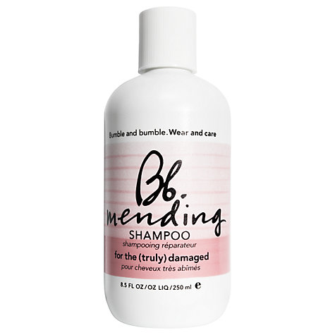 Buy Bumble and bumble Mending Shampoo, 250ml Online at johnlewis.com