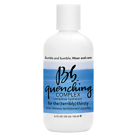 Buy Bumble and bumble Quenching Complex, 125ml Online at johnlewis.com