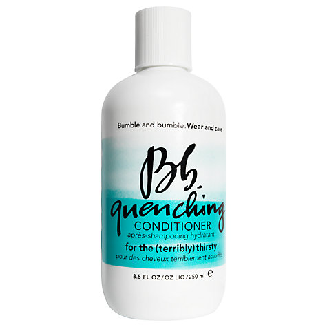 Buy Bumble and bumble Quenching Conditioner, 250ml Online at johnlewis.com