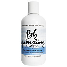 Buy Bumble and bumble Quenching Shampoo, 250ml Online at johnlewis.com