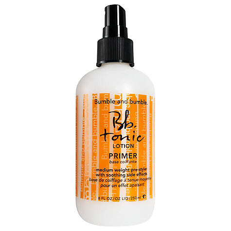 Buy Bumble and bumble Tonic Lotion, 250ml Online at johnlewis.com