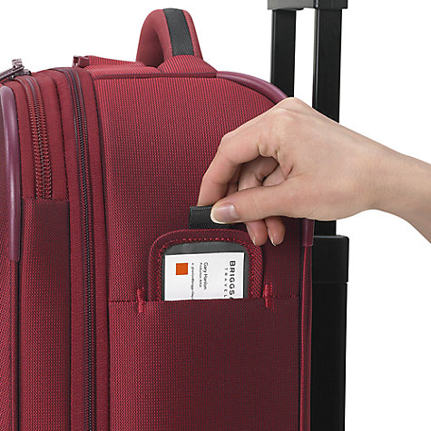 Buy Briggs & Riley Transcend Series 200 2-Wheel Expandable Cabin Suitcase Online at johnlewis.com