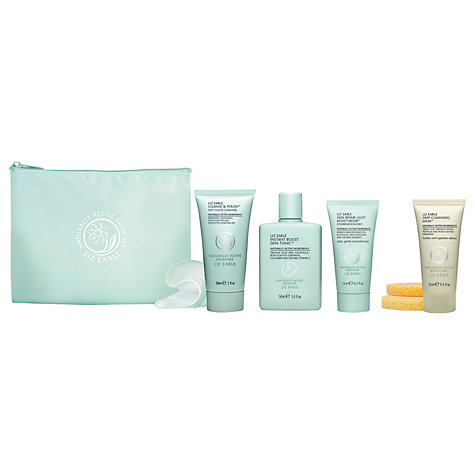 Buy Liz Earle Skin Care Try-Me Kit with Deep Cleansing Mask, Combination/Oily Skin Types Online at johnlewis.com
