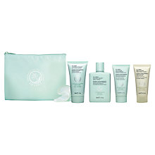 Buy Liz Earle Skincare Try-Me Kit with Brightening Treatment Mask, Normal/Combination Skin Types Online at johnlewis.com