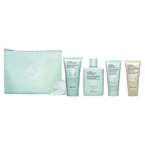 Buy Liz Earle Skin Care Try-Me Kit with Brightening Treatment Mask, Normal/Combination Skin Types Online at johnlewis.com