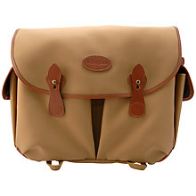 Buy Billingham Packington Camera Bag, Khaki/Tan Online at johnlewis.com
