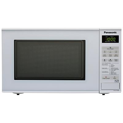 Panasonic NN-E271W Microwave Oven, White