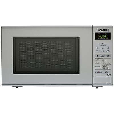 Panasonic NN-E281M Microwave Oven, Silver