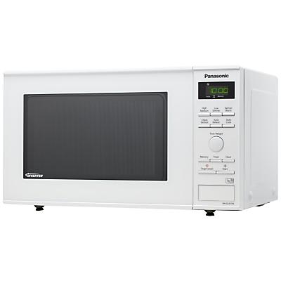 Panasonic NN-SD251W Microwave Oven, White