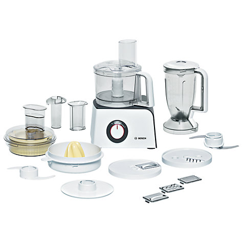 Buy Bosch MCM4100GB Food Processor Online at johnlewis.com