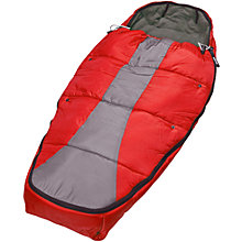 Buy Phil & Teds Snuggle and Snooze™ Sleepsack, Red Online at johnlewis.com