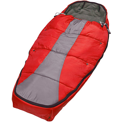 Buy Phil and Teds Snuggle and Snooze™ Sleepsack, Red Online at johnlewis.com