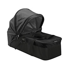 Buy Baby Jogger City Mini Compact Carrycot, Black Online at johnlewis.com