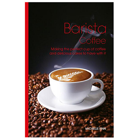 Buy Barista Coffee Online at johnlewis.com