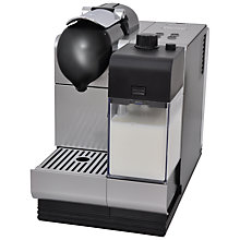 Buy Nespresso EN520 Lattissima Coffee Machine by De'Longhi Online at johnlewis.com